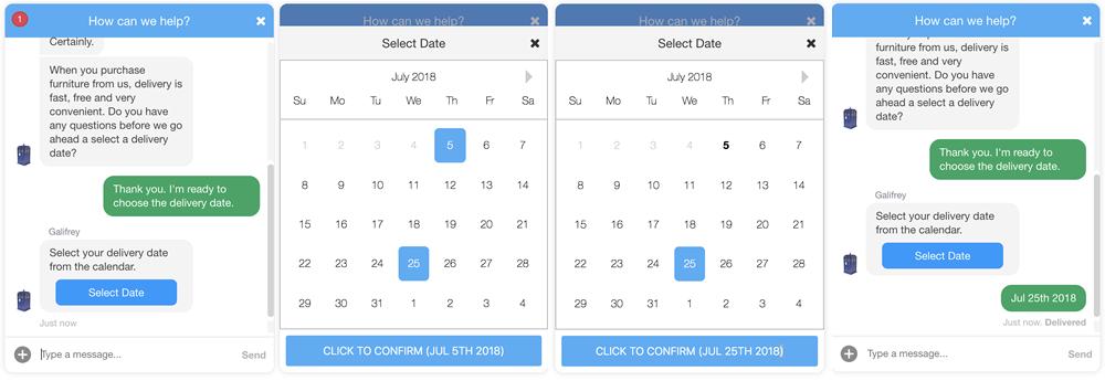 Smooch Docs | Conversation Extensions